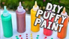 Diy Puffy Paint Maken Welke Onzin of Zinnig #5