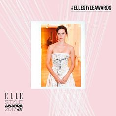 We loved celebrating our incredible and inspiring #MarchELLE cover star and this week's #WCW Emma Watson (@emmawatson) who took the much deserved award for 'Woman of the Year' at the ELLE Style Awards 2017. See the cover shoot and read the interview in the new issue out now. #ELLEStyleAwards @hm #EmmaWatson  via ELLE UK MAGAZINE OFFICIAL INSTAGRAM - British Fashion Campaigns  Haute Couture  Advertising  Editorial Photography  Magazine Cover Designs  Supermodels  Runway Models