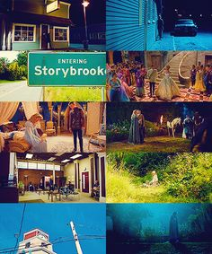 Welcome to Storybrook