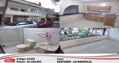 CASA, EN ENVIGADO, LA MAGNOLIA, equipada con sala, comedor, agua caliente, balcon, baño cabina calentador, cocina semi integral, red de gas, 4 alcobas, 2 baños, 3 closets. CON 104 MTS. INTERESADOS COMUNICARSE AL 4446868 EXT 127 O AL WHATSAPP: 318 3599161. TAMBIÉN PUEDEN DIRIGIRSE A LA PAGINA WEB www.arrendamientosenvigadosa.com.co Y EN OPCIÓN BÚSQUEDA PONER EL NUMERO DE REFERENCIA PARA VER EL VÍDEO Y LAS DEMÁS FOTOS DEL INMUEBLE.