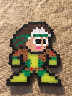 Rogue  from the X-Men 90's