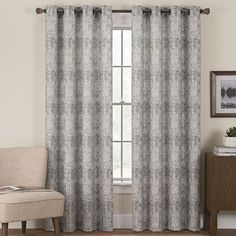 Hudson Hill Morelle Window Curtain