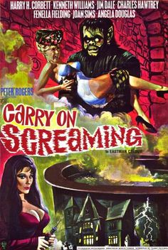 Carry on Screaming (1966)..the best one