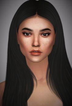 Aveline Sims: Chloe Jensen • Sims 4 Downloads Check more at http://sims4downloads.net/aveline-sims-chloe-jensen/