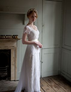 Sally Lacock, Vintage Inspired Vintage Wedding Dress Collection 2012-2013 | Bea