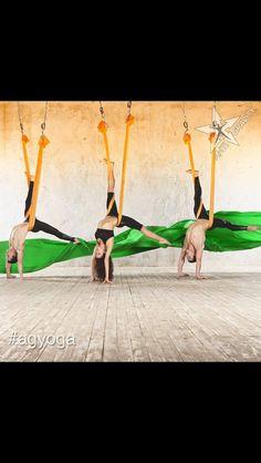 AG yoga Aerial Hammock, Aerial Dance, Aerial Silks, Aerial Yoga, Yoga Moves, Pilates Yoga, Air Yoga, Free Yoga Videos, Yoga Dance