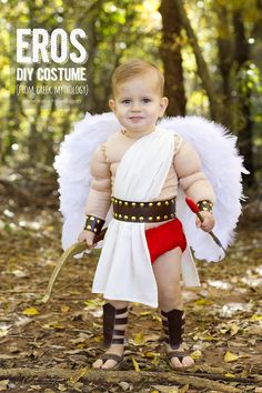 Halloween Cupid to sew for toddlers