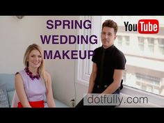 Spring Wedding Makeup Tutorial + Lots Of Tips & Tricks - http://47beauty.com/spring-wedding-makeup-tutorial-lots-of-tips-tricks/  				  https://www.avon.com/?repid=16581277  LIKES & COMMENTS FOR MORE WEDDING TUTORIALS! ♥  Hi beautiful, I hope you guys enjoy this video on a spring wedding tutorial that we created in collaboration with Stylebee and the Robert Downey Jr. lookalike makeup artist @stormalex on IG!  ☆ ☆ ☆ We're Dotfully, the first ever free beau