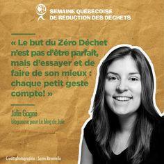 Semaine québécoise de réduction des déchets 2015 - le bilan