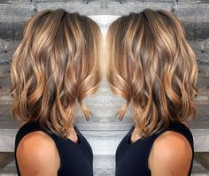Delicious Ash Brown And Caramel Blonde Blend