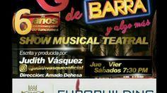 #Activate #Mañana #Jue16 , #Vie17 y #Sáb18Feb #Regálate una noche #diferente en #AmoresDeBarra