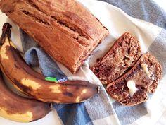 Vegaaninen tiikeribanaanileipä on herkullinen vaihtoehto kaupan perusleiville