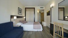Marconfort Griego Hotel - Quadruple Room | Habitación cuádruple #Torremolinos #holidays