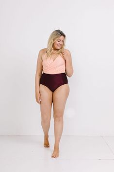 Mamas Who Are Nursing Will Love These Cute Swimsuits