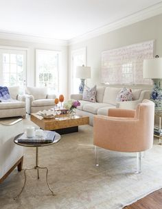 den & living rooms - Collins Interiors