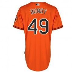 d499039ee92 Baltimore Orioles Majestic MLB Dylan Bundy Cool Base Authentic Player Jersey  (Orange)