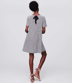 4cbb652436 Shop LOFT for stylish women s clothing. You ll love our irresistible Petite  Bow Back