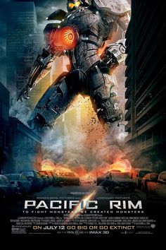 New Pacific Rim Poster and How To Enlist In The PPDC