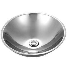 Houzer CV-1625-1 Opus Stainless Steel Vessel Lavatory Sink HOUZER http://www.amazon.com/dp/B001N0NONG/ref=cm_sw_r_pi_dp_vZ8zvb0R6B65W
