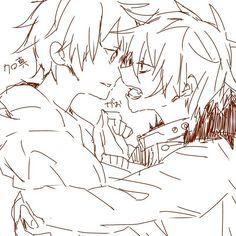 Servamp   Mahiru Shirota   Kuro - Sleepy Ash