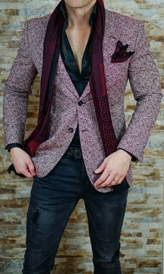 Check out this amazing S by Sebastian Jacket #sebastiancruzcouture