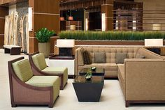 Lobby Lounge Seating Photograph of a Westin hotel's lobby Hotel Lobby Interior Design, Studio Interior, Interior And Exterior, Interior Decorating, Outside Furniture, Outdoor Furniture Sets, Hotel Lounge, Lobby Lounge, Interior Design Photography