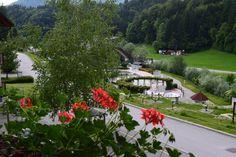 Terme Snovik nahe Kamnik in Slowenien