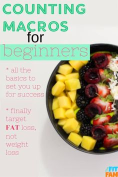 counting macros for beginners how to lose fat gain muscle and be flexible with your diet keep the weight off for good with this dieting method IIFYM is so effective for w. Ketogenic Diet Meal Plan, Ketogenic Diet For Beginners, Diets For Beginners, Healthy Diet Plans, Diet Meal Plans, Healthy Eating, Keto Meal, Paleo Diet, Clean Eating