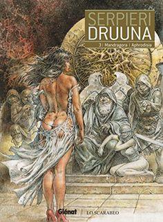 Read now Mandragore Druuna Frank Cho, Scott Campbell, Bd Comics, Comics Girls, Blade Runner, Comic Book Covers, Comic Books, Serpieri, Jordi Bernet