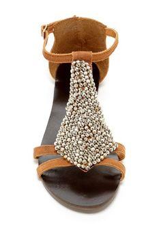 Therow Flat Sandal