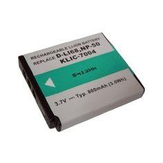 KLIC-7004互換バッテリー  ¥ 1,880