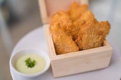 #Fingers #nuggets #pollo #receta para niños