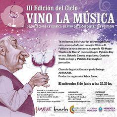 Llega la III edición del Ciclo Vino la Música en el Floreal Gorini