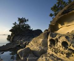 Thetis Island Rock Formations
