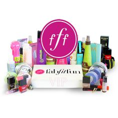 FabFitFun VIP - Exclusive Limited-Edition Gift Box - I just got my Summer box and I love it! Can't wait for fall!