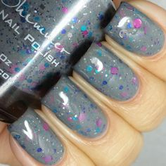 When The Doves Sigh Nail Polish  0.5 Oz Full Sized by KBShimmer, $8.75
