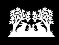 Dragon Crossing - Judith L. Perry: Easter Card Files - #02 - Bunny Love (CREDIT DESIGNER)