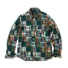 Sophnet Madras Shirt