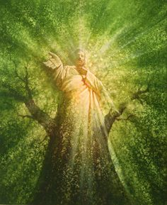 The Tree of Life-2009- by Yongsung Kim.   For HE IS the way the truth and the Life.