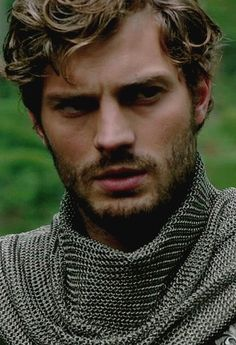 Jamie Dornan as the Huntsman from Once Upon a Time, season I.