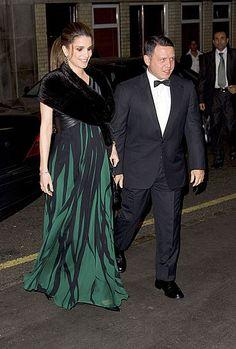 Their Majesties Queen Rania king Abdullah of Jordan Queen Rania, Queen Letizia, King Queen Princess, Jordan Royal Family, Pregnant Princess, Princesa Real, King Abdullah, My Fair Lady, Save The Queen