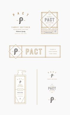 Pact branding comps