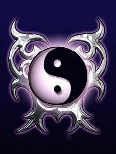 ☯ Yin and Yang ☯ Ying Et Yang, Ying Yang Sign, Ying Yang Symbol, Arte Yin Yang, Yin Yang Art, Ying Yang Wallpaper, Yin Yang Balance, Yin Yang Designs, Drawing Cartoon Faces