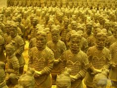 Terracotta Warriors by TravelPod Member Roadtrip ... click to see full size!
