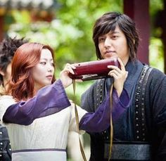 Lee Min Ho - Korean lead male actor : FAITH