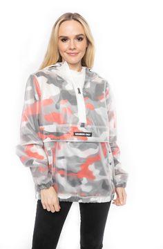Members Only Jacket, Half Zip Pullover, Rain Wear, Camo Print, Cool Kids, Layering, Hooded Jacket, Rain Jacket, Jackets For Women