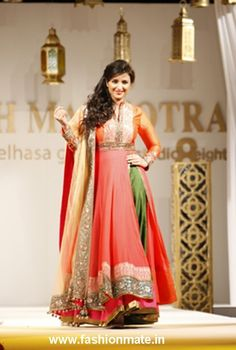Dubai Fashion Week-Manish Malhotra