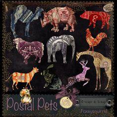 New Postal Pets