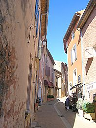 Roussillon, Luberon