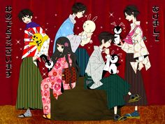 Tags: Fanart, Sayonara Zetsubou Sensei, Pixiv, Itoshiki Nozomu, Itoshiki Rin, Pixiv Id 431705